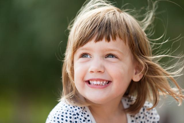 Smiling Child | Elgin IL Children's Dentistry