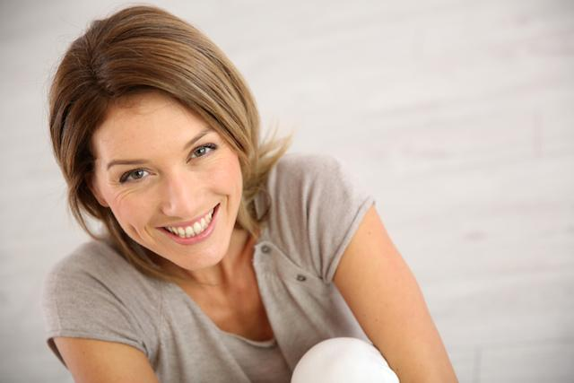 Woman Smiling | Elgin IL Dentist